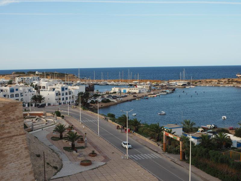 Hafen in Monastir